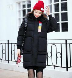 Plus size S M L XL XXL 3XL casual coat women parka long 2017 winter coat women coats and jackets thick ladies coats outerwear