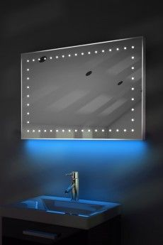 Colour Change LED Mirrors From Illuminated Providers Of Luxury Bathroom Cabinets