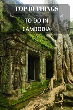 If you are visiting Cambodia for the first time, finding where to go and what to do can be tough. This article highlights top things to do in Cambodia.
