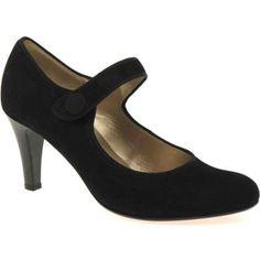 Suede Dress Shoe