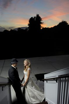 Photo Courtesy of Philbrook Photography. http://philbrickphoto.com/ - #ManchesterCountryClub #Wedding