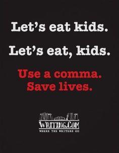 Let's eat kids. by WritingCom