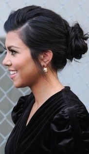 20 Amazing Buns for Bad Hair Days.