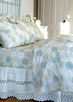 Coastal Bedding On Pinterest Beach Shower Curtains