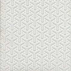 Grey Turbine Wallpaper - Geometric Super Fresco Easy
