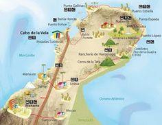 'Vive más, Vive La Guajira' campaña que promociona el turismo y la buena imagen del departamento. :: Emisora Rosita Estéreo « Hoy es Noticia - Rosita Estéreo