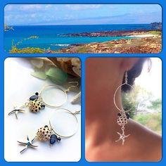 Refreshing Seas: sterling starfish drupe hawaiian by TidalTrendz