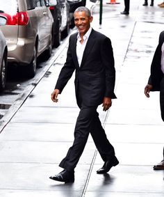 There's A Reason Obama Is Looking So Bae These Days+#refinery29
