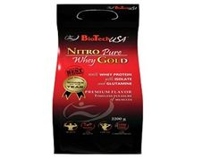 Nitro Gold Whey – суроватъчен протеин Biotech USA