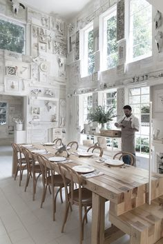 Galeria - Restaurante Hueso / Cadena + Asociados - 3