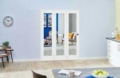 AWC 537 Pioneer Glass Bifold Door | Bifold door hardware, Doors and ...