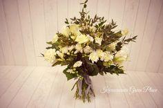 Dekoracje ślubne Toruń i okolice Kwiaciarnia Green Place oferuje piękne bukiety okolicznościowe.