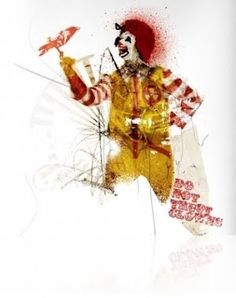 David Carson - Do Not Trust Clowns