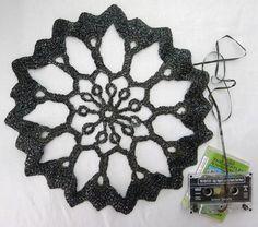 Cassette Tape Crochet