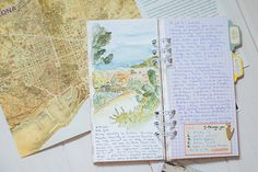 Travel Journal: definitely will be doing something like this in a few years when I travel