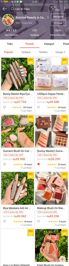 Online Shop Baju, Best Online Stores, Casual Hijab Outfit, Shopping Websites, Make Up, Ootd, Skin Care, Movie, Skincare Routine