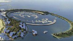 Island Resort Real Madrid, el gigante madrileño invade Asia