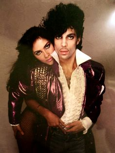 Prince always surrounded himself with some of the most beautiful women in the world.
