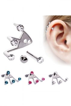 316l-surgical-steel-trident-triple-round-cz-cartilage-earring.jpg (900×1350)