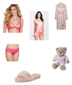 """Night"" by courtneygreen-3 on Polyvore featuring Honeydew Intimates, Flora Nikrooz, Lexington, Agent Provocateur, UGG Australia, women's clothing, women's fashion, women, female and woman"