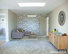 Walls  Resene half truffle