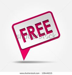 free - 3d sign