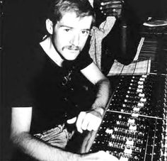 Patrick Cowley in the mix.