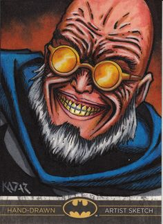 Hugo Strange by FrankAKadar on deviantART Catwoman, Batgirl, Bob Kane, Batman Bad Guys, Batman Universe, Dc Universe, Dc Comics, Hugo Strange, Solomon Grundy