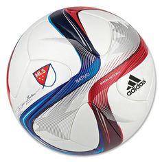 09d5067118 The new MLS 2015 Official Match ball features the all new MLS logo.  Chuteiras De. Chuteiras De FutebolBola De FutebolJogadores De  FutebolAdidasBolas