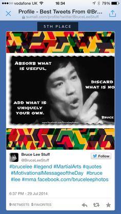 #brucelee #MartialArts #quotes #MotivationalMessageoftheDay #mma https://Facebook.com/bruceleephotos #bruceleequotes #legend