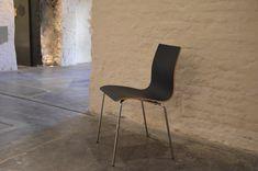 Unexpected chair! Made of FENIX NTM. Nero Ingo.