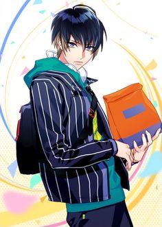 Manga Boy, Manga Anime, Anime Art, Anime Guys Shirtless, Handsome Anime Guys, Hot Anime Boy, Anime Comics, Anime Gangster, Anime Kunst