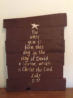 bible verse christmas tree luke 211 on etsy 3500 christmas signs