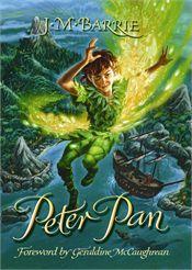 Peter Pan w Leaves
