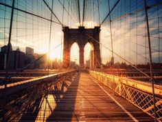 New York was voted as the favorite city in the world by travel journalists. A picture like this I can see why!