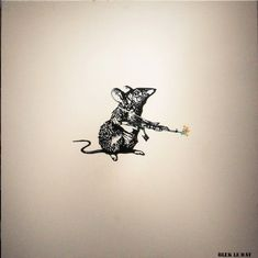 Blek Le Rat, France, 2017 Pet Rats, Pets, Blek Le Rat, Animal Quotes, Funny Babies, Street Art, Fancy, Drawings, Weird