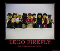 Lego Firefly.