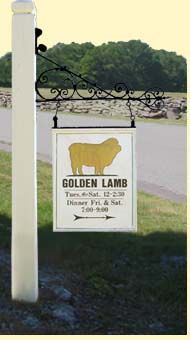 The Golden Lamb Buttery, an eccentric rustic sophisticated eatery in northeastern Connecticut