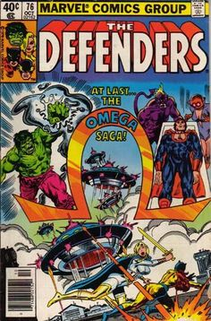 """The """"Omega the Unknown"""" storyline ends in the most likely place! Difficulty: Steve Gerber is not the writer!"""