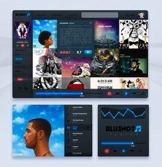 Bluenote-Player-Widget