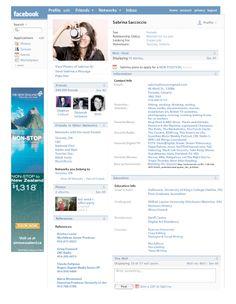 Nice Curriculum Vitae. Facebook ProfileFacebook StyleFb ...