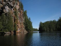 A breath taking paddle. Group Of Seven Artists, Algonquin Park, O Canada, Canoe Trip, Natural Wonders, Wilderness, Kayaking, Places To See, North America