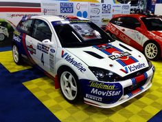 Martini Ford Focus WRC 2001