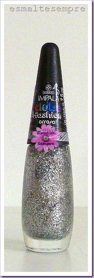 esmalte nacional arrasa Impala coleção clube fashion P1140243  #nailpolish #esmaltesempre