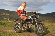 Ducati Scrambler Classic – Luis Moto