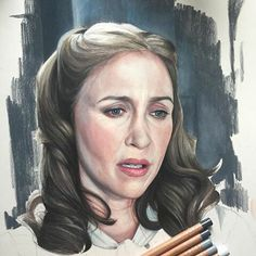 The Conjuring Annabelle, Norma Bates, Lorraine Warren, Patrick Wilson, Vera Farmiga, Actress Jessica, Fanart, Old Pictures, Horror Movies