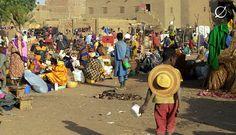 Some Sahel people.