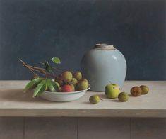 Lichees en gemberpot - Qiangli Liang