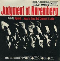 Ernest Gold - Original Film Soundtrack Stanley Kramer's Judgment At Nuremberg: buy LP, Mono at Discogs