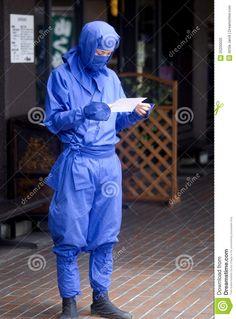 shinobi stock photo | Stock Photo: Ninja, Hakone, Japan